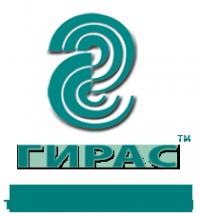 Логотип компании ГИРАС